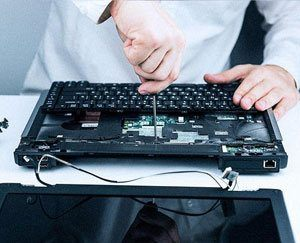 Reparación de hardware
